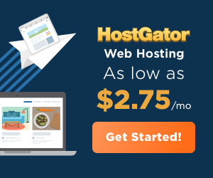 hostgator special deal