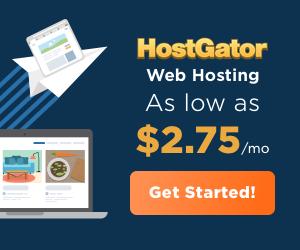 hostgator special deal