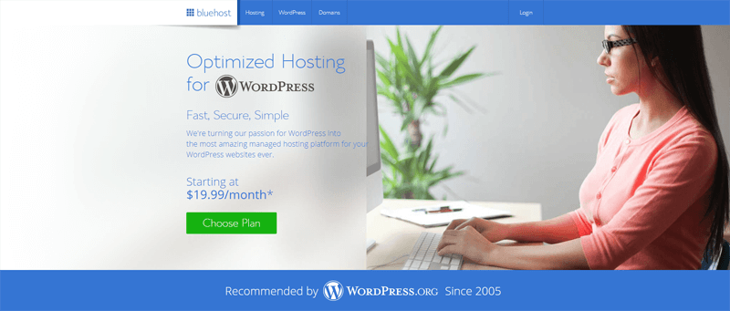 bluehost-optimized-wordpress-hosting-plans