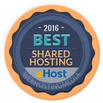 ehost best shared hosting 2016