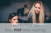 find best php web hosting provider