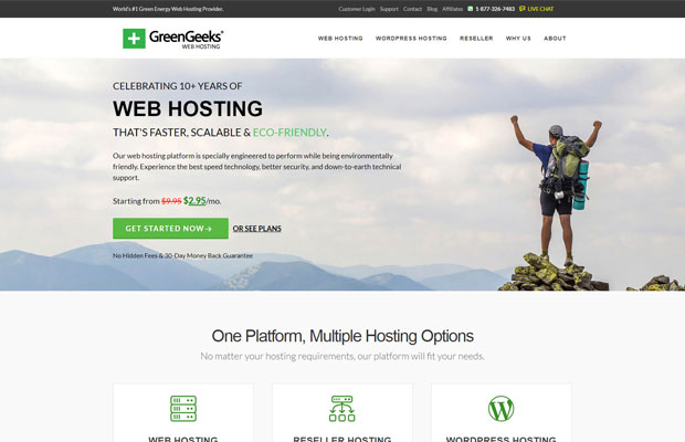 greengeeks-review-2019