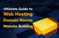 guide web hosting domain names websites