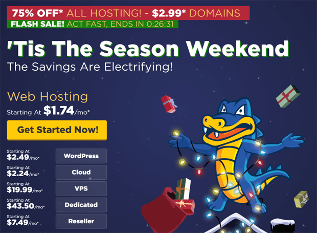 hostgator 75 off coupon code