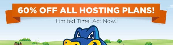 hostgator coupon 60 off