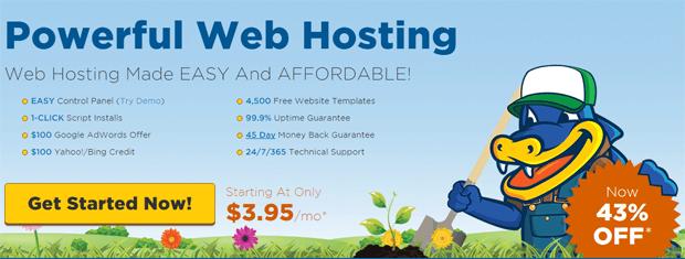 hostgator coupon code 2016 spring special
