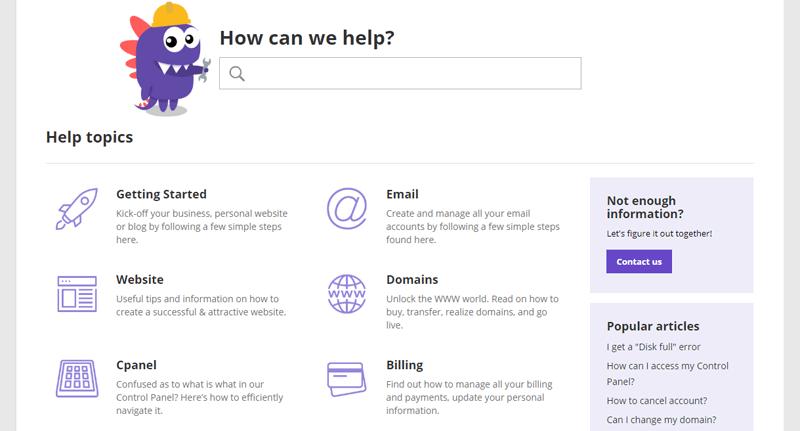hostinger-online-support-knowledge-base