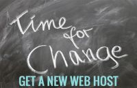 when to change web hosting provider