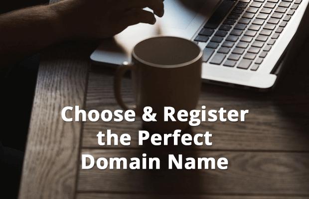 choose register best domain name