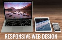 how to create responsive web site