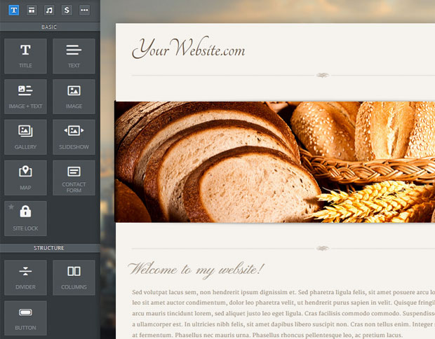 weebly website builder tool