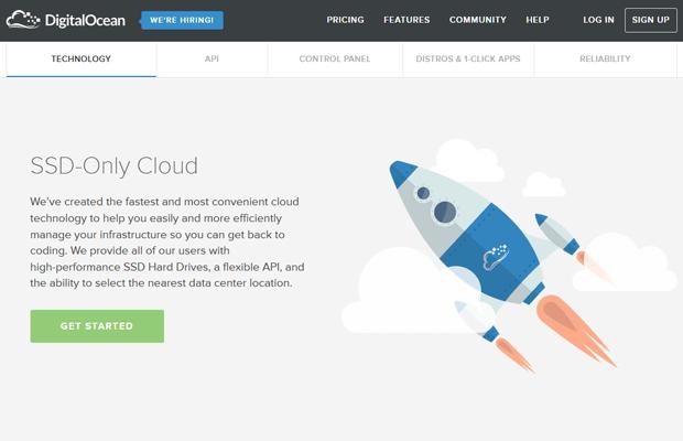 digitalocean cloud hosting review