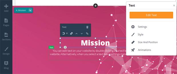 ehost html website builder example