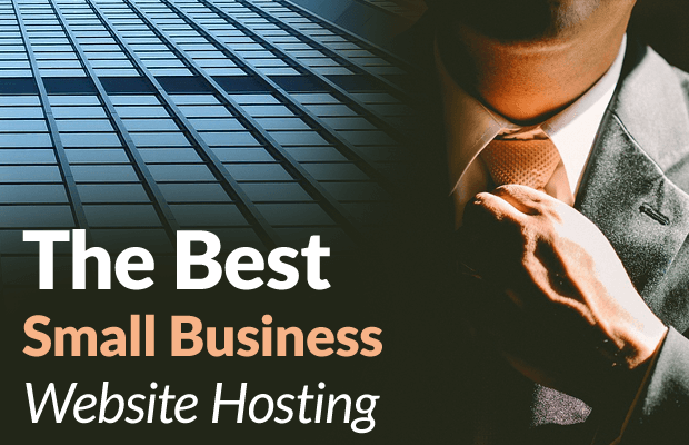 Small business web site hosting