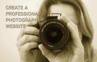 build professional photographer website