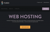 fused.com web hosting review