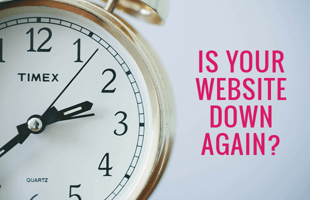 How to check if your website is down?