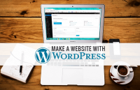 how to build website with wordpress