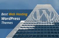 best wordpress themes for web hosting provider