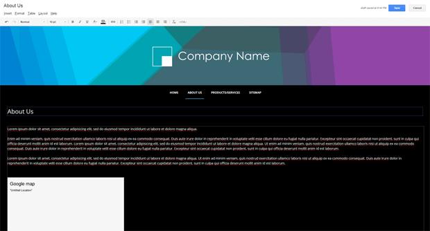 edit web pages