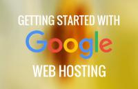 google web hosting