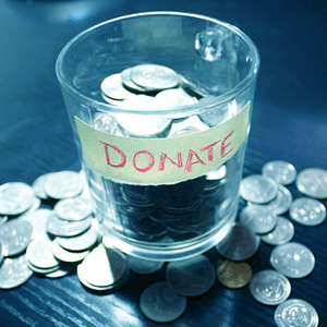 make money from donations