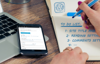 to do list after installing wordpress