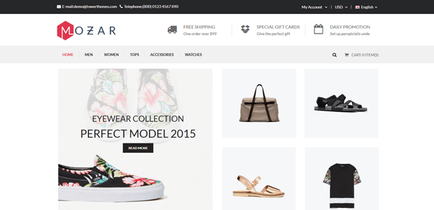 find the best fashion wordpress theme