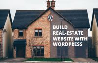 build real estate website with wordpress