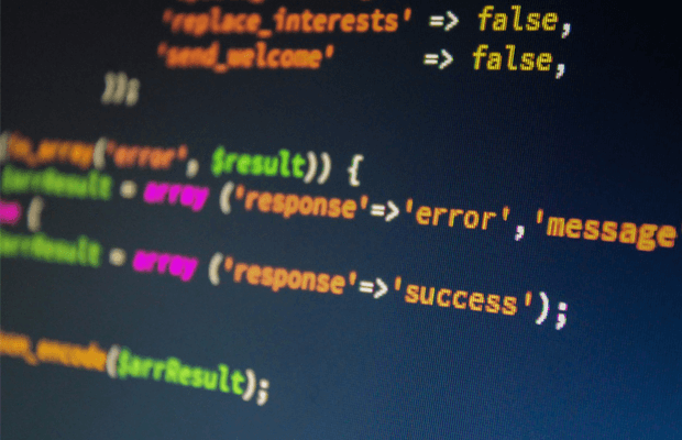 building your website with php