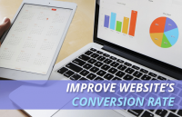 how to improve website conversion rate