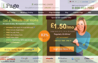 ipage uk hosting review