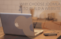why choose joomla for website building
