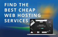find the best cheap web hosting service