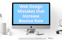 web design mistakes increase bounce rate