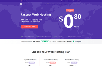 hostinger-best-hosting-multiple-websites