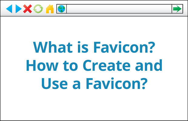 what is favicon and how to use a favicon
