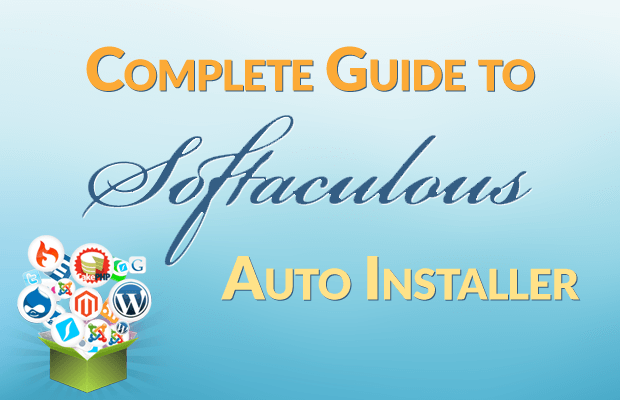 complete guide to softaculous auto installer