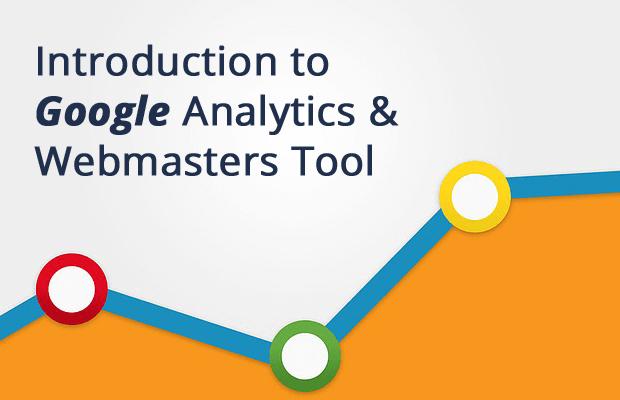 google analytics webmasters tool guide
