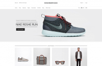 neighborhood online shop wordpress theme