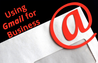 using gmail for business