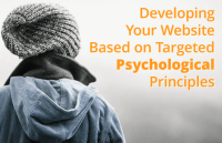 developing your website based on targeted psychological principles