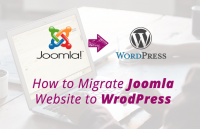how to migrate joomla to wordpress