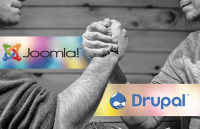 joomla vs drupal comparison
