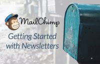 mailchimp review getting started with newsletters