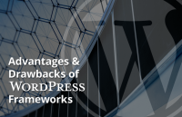 advantages and drawbacks wordpress frameworks