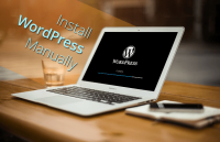 how to install wordpress manually to your website