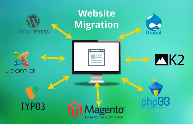 how to migrate your website to another CMS