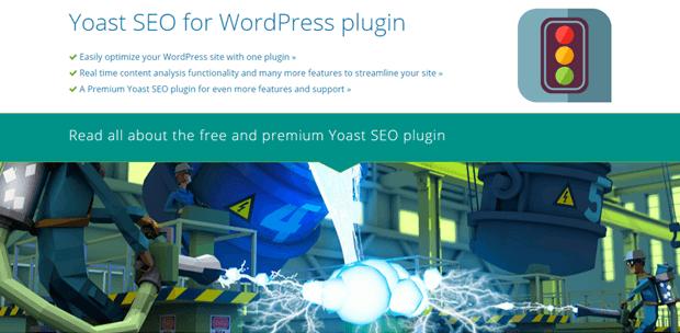 yoast seo essential wordpress plugin