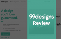 99designs review